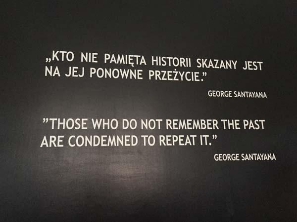 Odrobiona lekcja historii