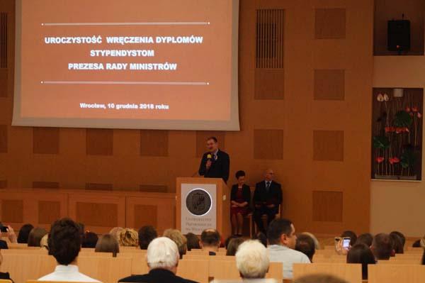 """Stypendium Prezesa Rady Ministrów"""""""