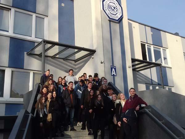 Światowy Tydzień Przedsiębiorczości w Wyższej Szkole Bankowej we Wrocławiu