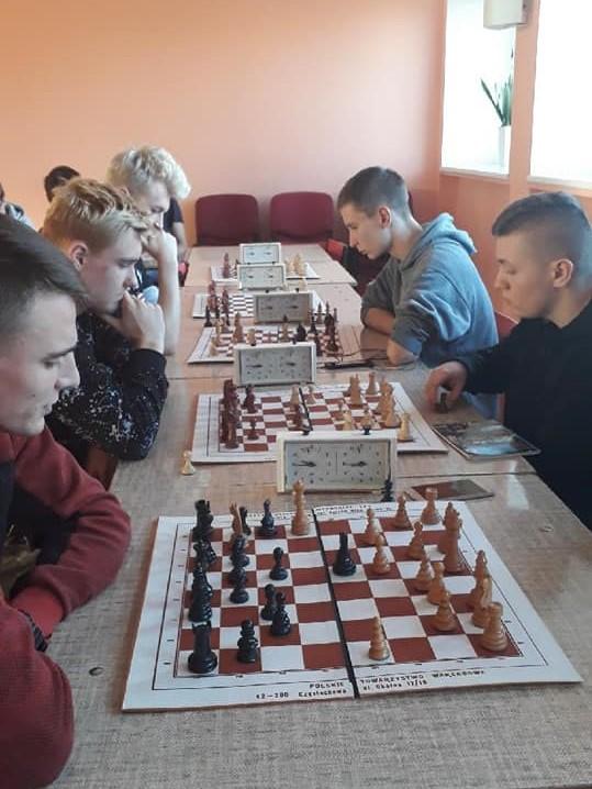 Mistrzostwa Szkoły w Szachach